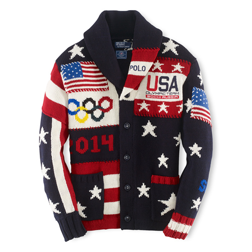 Front of Sochi Cardigan