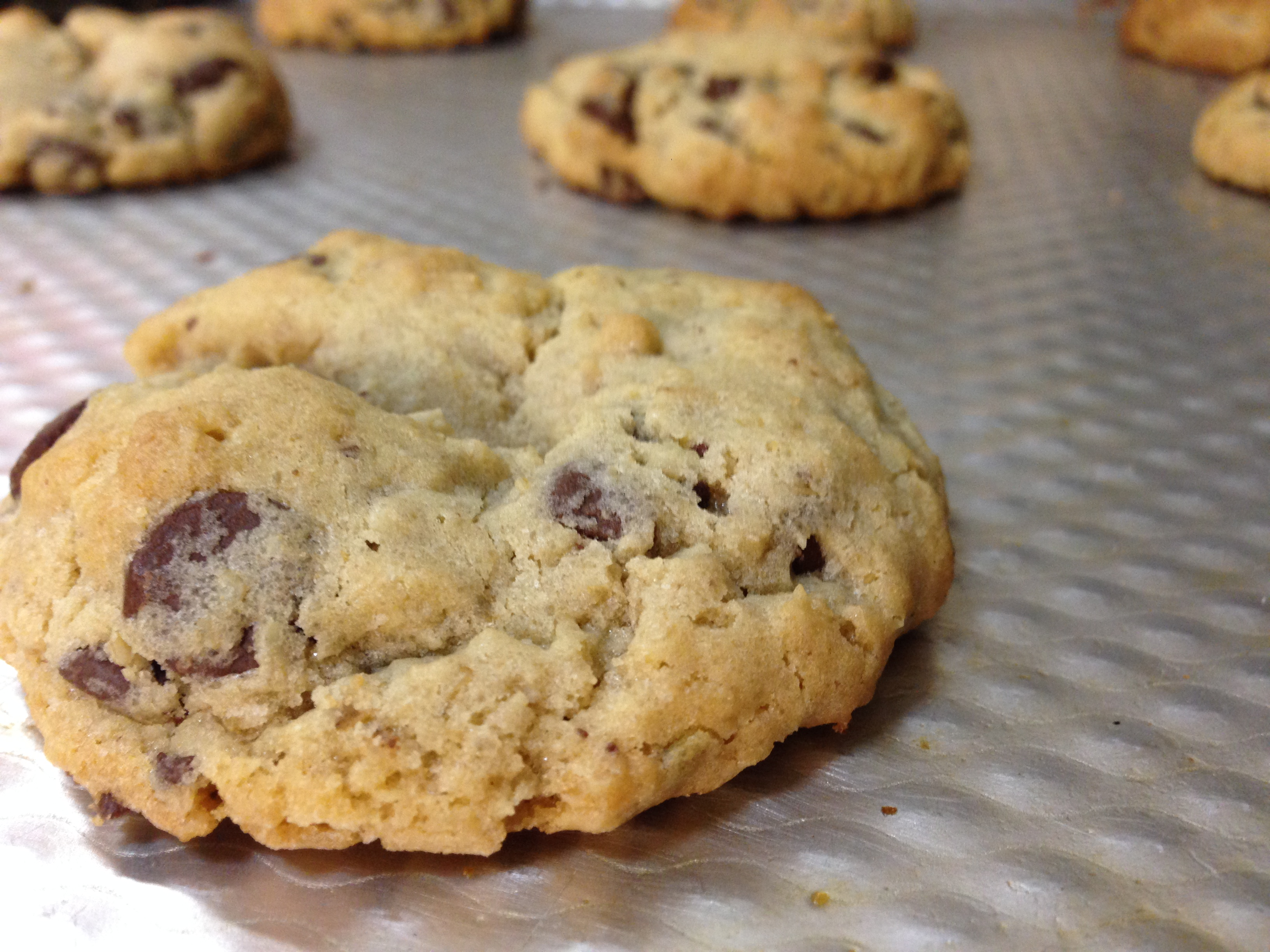 Craving: Oatmeal Chocolate Chip Cookies | the brinks