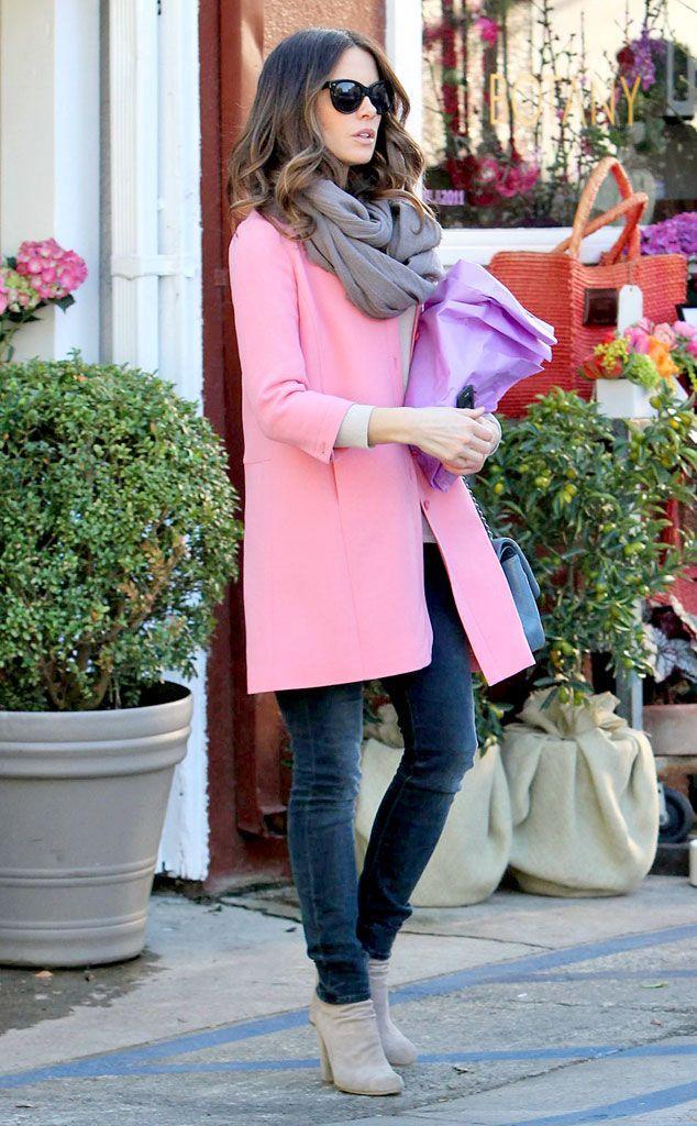 on trend pink winter coats the brinks. Black Bedroom Furniture Sets. Home Design Ideas