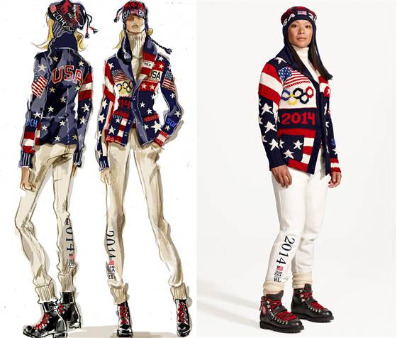 Team USA Ralph Lauren Womens