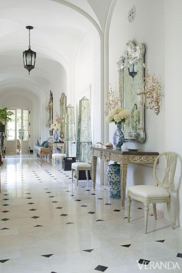Veranda Hallway