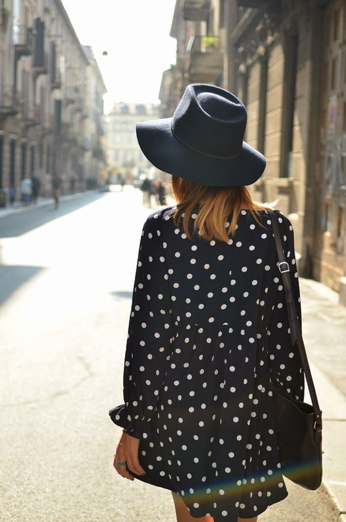 Wide Brimmed Hat