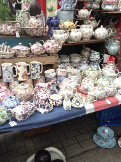 Portobello Road Market.